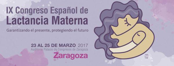 Congreso Lactancia Materna en Zaragoza