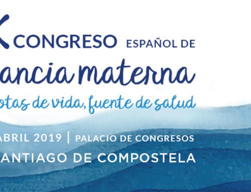 X Congreso Español de Lactancia Materna