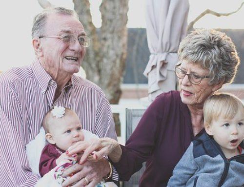 Papel de los abuelos en la crianza de los nietos: cuál debe ser