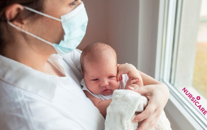 leche materna de madres curadas de Covid-19