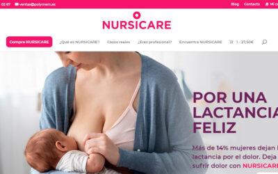 ¡Estrenamos web en Nursicare!