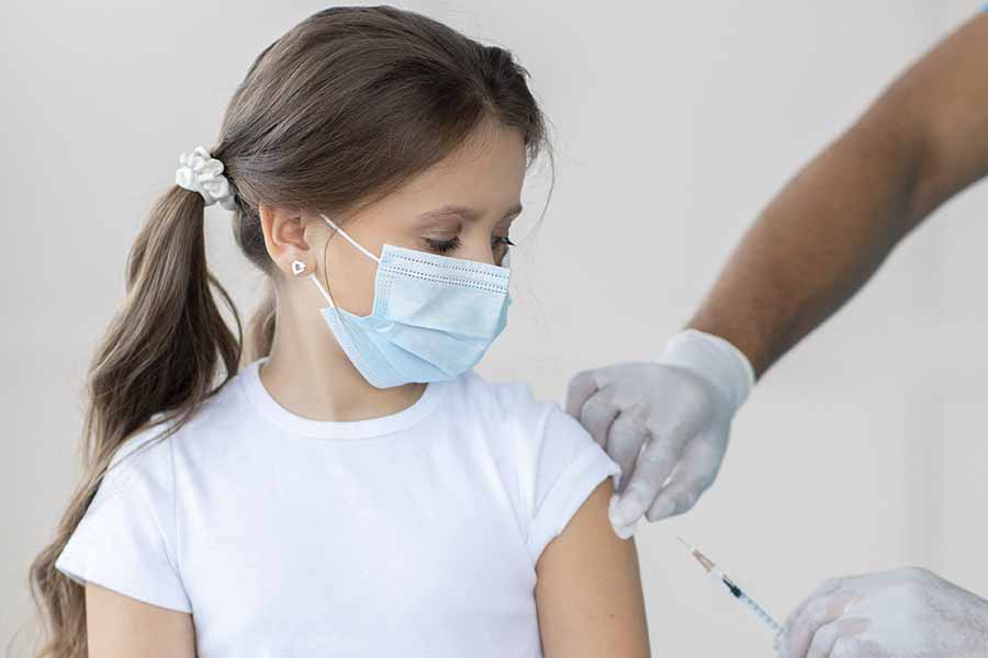 vacunamos a los niños